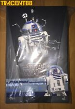 Ready Hot Toys MMS511 Star Wars R2-D2 Deluxe Version R2D2 1/6 Figure New