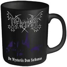 Mayhem-DE MYSTERIIS DOM SATHANAS-TAZZA-Coffee Mug-Tazza da caffè-NUOVO