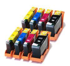 8x tinta cartuchos para Lexmark 100xl s505 pro901 pro805 pro705 Prospect