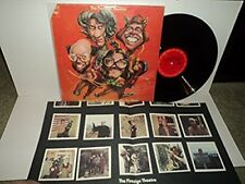 Firesign Theatre Don't Crush That Dwarf Hand Me the Pliers with Poster Comedy LP