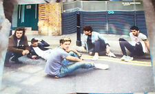 ONE DIRECTION 1D  / LITTLE MIX BEAUTIFUL GLOSSY GERMAN FOLD OUT POSTER 2013