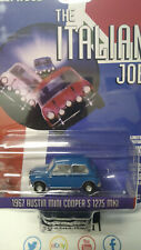 Greenlight Hollywood The Italian Job 1967 Austin Mini Cooper S 1275 MKI  (NG124)