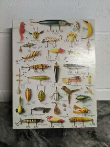 Springbok Lures of Long Ago 500 Pieces Puzzle PZL4457 Box Opened New Bag Sealed