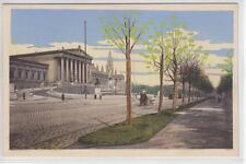 AK Wien I, Parlament mit Ring, 1910