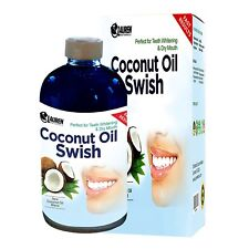Oil Pulling and Mouthwash: Great Dry Mouth remedy, & Oral Detox - 8oz