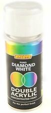 HYCOTE FORD DIAMOND WHITE Double Acrylic Spray Paint 150ml - DFD601