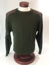 MENS Duck Head Expedition SWEATER SIZE Medium 100% Cotton A05