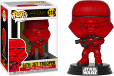 FUNKO POP! Vinyl | Star Wars | #318 Sith Jet Trooper
