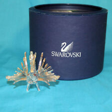 "Swarovski Crystal Figurine, 604011 - Lion Fish, 2.7""H - $208 V Mint w/Box"