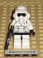 LEGO STAR WARS 8038 Biker Scout Minifigure New