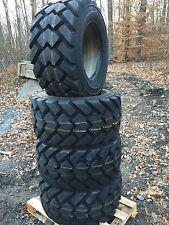 4-33X15.5-16.5 Galaxy Hulk 14 PLY Skid Steer Tires-33X15.50-16.5 -for Bobcat,etc