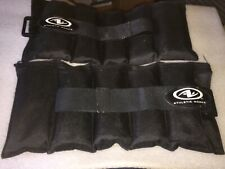 Athletic Works Ankle Weights 2 5# Total 10#