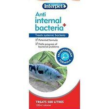 Interpet Anti Bacteria Aquarium Fish Treatment 100 Ml 50569