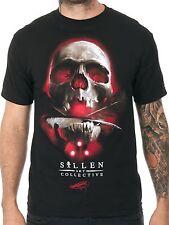 Sullen Robertson Tattoo Black T Shirt Tattoo Urban Streetwear