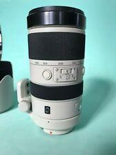 Sony SAL 4-5.6/70-400 SSM II