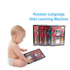 Russian Language Learning Computer Toy Laptop Educational Kids Leaptop Leapfrog