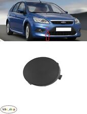 FOR FORD FOCUS MK2 2008 - 2011 NEW FRONT BUMPER TOW TOWING EYE HOOK COVER CAP
