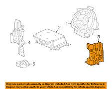 HONDA OEM 16-17 Civic Airbag Air Bag SRS-Front Impact Sensor 77930TBAB11