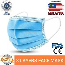 CE & FDA Certified Face Mask Thick 50 pcs Box