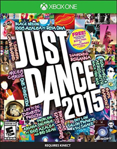 JUST DANCE 2015 XB1 (US IMPORT) GAME NEW