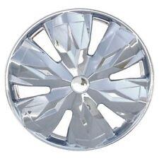 """Chrome 14"""" Hub Caps Full Wheel Rim Covers w/Retention ring(Set of 4) - KT-961-14"""