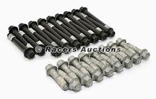 SBC Chevy Head Bolts 190K PSI Hex Head Cast Iron or Aluminum 283 305 327 350 400