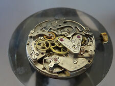 Poljot 3133 Chronographe mouvement d'horlogerie en tant que pièces Donneur watchmovement for parts 4