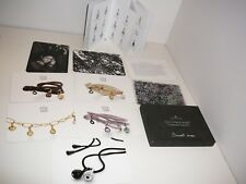 "Ole Lynggaard ""Sweet Drops""  Advertising Cards Catalogue Jewellery Copenhagen"