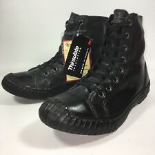 Men's CONVERSE All Star JOHN VARVATOS Leather BOSEY High Top Boots Size UK 9