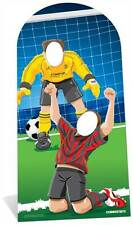 World Football Tournament ADULT LIFESIZE CARDBOARD STAND-IN CUTOUT Standup cup