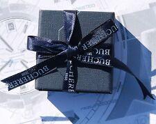 Portachiavi BUCHERER (noto concessionario Rolex svizzero) NUOVO x collezionisti