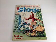 COMICS  EO REVUE STRANGE N° 102 1978