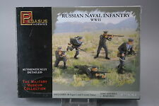YH074 PEGASUS HOBBIES 1/72 maquette figurine 7270 Russian Naval Infantry WWII
