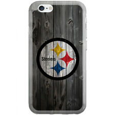 For Apple iPod Touch 5th/6th 5/6 Gen. Cover Case Pittsburgh steelers wood 2