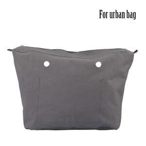 New Waterproof Inner Lining Insert Zipper Pocket for O bag Urban big mini body