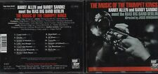Music of the Trumpet Kings.  Harry Allen. Randy Sandke. Berlin   CD  HLM.40