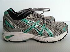 Asics Women's Gel- Fortitude 3 Lightning/ Mint/ Black Size 7