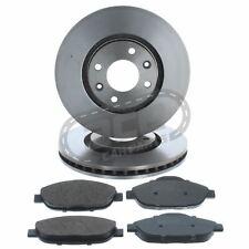 Peugeot 308 Estate 2008-5/2015 1.4 1.6 283mm Front Vented Brake Discs & Pads Set
