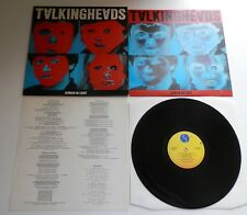Talking Heads - Remain In Light UK 1980 Sire LP with Inner and Lyric Insert