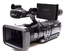 Sony HVR-Z1U  High Definition DV Professional Camcorder With Case and Extra