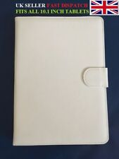 """Universal Folio PU Case Cover Stand For Samsung iPad 10.1"""" Android Tablet PC"""