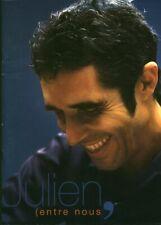 Plaquette de la tournée de Julien Clerc 98/99 Loire Atlantique
