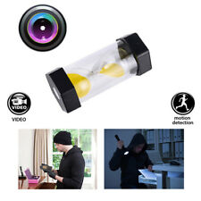 Hidden Spy Hourglass Video Recorder Camera Home Security HD 1080P Night Vision