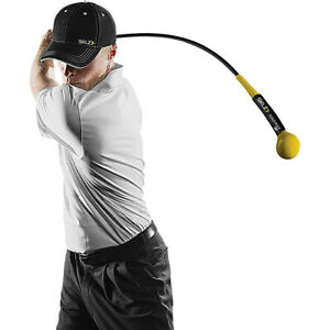 SKLZ Gold Flex Golf Swing Trainer - Black/Yellow