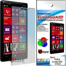 5 Pour Les Films NOKIA Lumia 930 Protéger Sauve écran à cristaux liquides