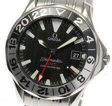 OMEGA Seamaster 50th anniversary GMT 2534.50 Automatic Men's Wrist Watch_367406