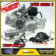ZONGSHEN ZS190 190CC ENGINE DIRT BIKE ATV Z50 MOTOR KIT PROJECT