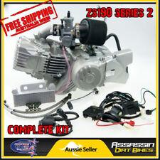 ZONGSHEN ZS190 190CC ENGINE DIRT BIKE ATV Z50 MOTOR KIT PROJECT