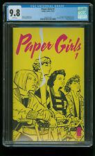Paper Girls #1, CGC 9.8 NM/MT, Image 2015, Amazon TV Show