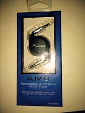 NEW RETRACTABLE 1/8 IN AUVIO AUDIO CABLE------BUY $1.50 OMG CHEAP!!!-----